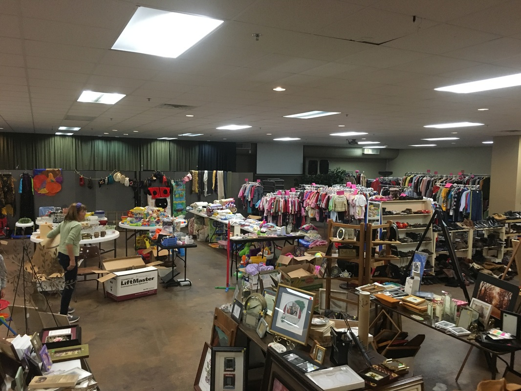 Rummage Sales - Voice of Compassion